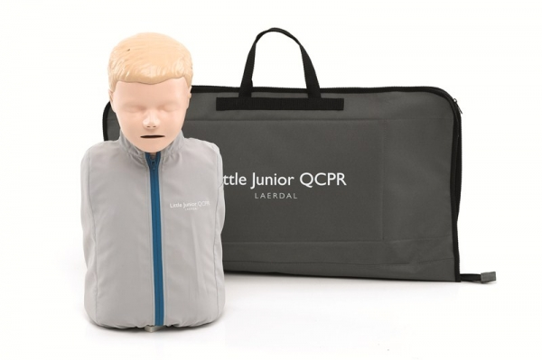 Mannequin de secourisme torse LITTLE JUNIOR QCPR LAERDAL