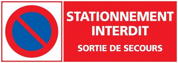 panneau stationnement interdit indiquant l 39 interdiction de. Black Bedroom Furniture Sets. Home Design Ideas