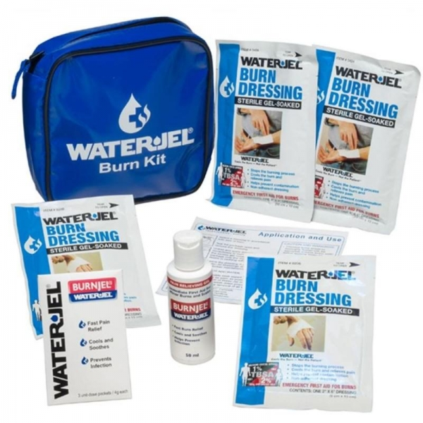 Kit FIRST pour brûlures WATERJEL