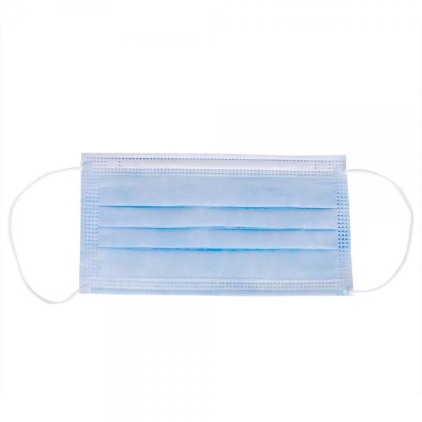 Masque tr/ès haute filtration Type II /à /élastiques Normes Fran/çaises//Boite de 50