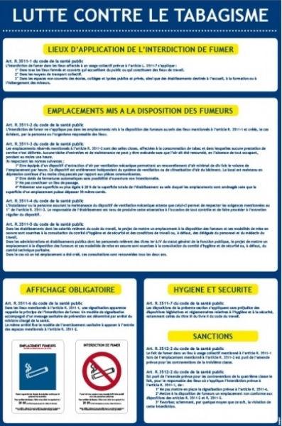 Achat affichage obligatoire Code du travail pas cher