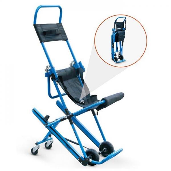 Achat chaise vacuation et de transfert escalier incendie for Chaise escalier
