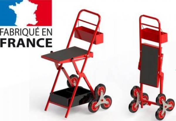 achat chariot v rificateur extincteur pour v rification. Black Bedroom Furniture Sets. Home Design Ideas