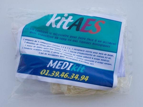 Kit de protection accident AES MEDIkit
