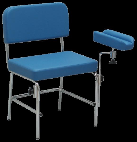 Achat chaise de pr l vement 1 repose bras pas cher for Chaise avec bras