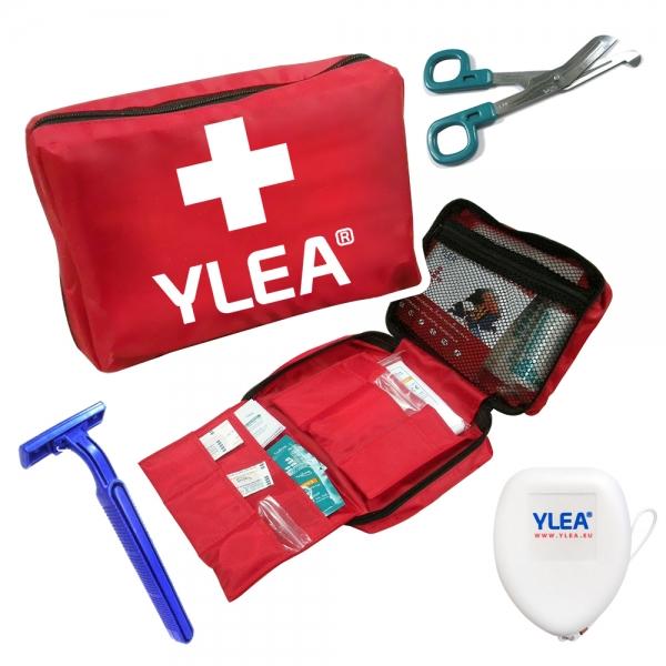SayHia Kit de s/écurit/é pour Gift durgence kit de Premiers Secours pour Les Premiers Secours Le Backpacking et Le Camping.
