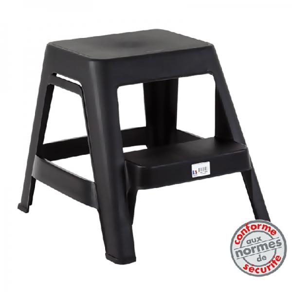 achat marchepied 2 marches pas cher. Black Bedroom Furniture Sets. Home Design Ideas