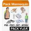 Achat pack mannequins de secourisme PSE1 ULTIMUM RESCUE
