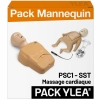 Cet article : Pack mannequins de secourisme PSC1 et SST FORMA Plus RESCUE