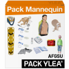 Achat pack mannequins de secourisme AFGSU RESCUE