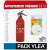 Pack Extincteur Appartement