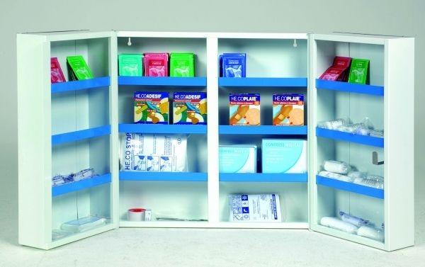 Acheter armoire pharmacie murale entreprise 2 portes